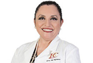 Meet Dr. Melba Romero